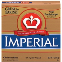 Imperial Vegetable Oil Spread Food Product Image