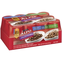 Purina Alpo Prime Cuts Dog Food Variety Pack - 12 CT Food Product Image