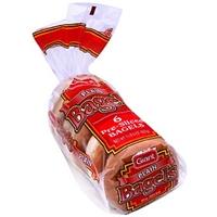 Giant Bagels Plain Food Product Image