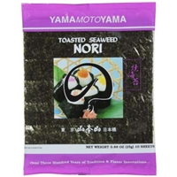 Yamamotoyama Nori Toasted Seaweed Food Product Image