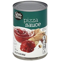 Shurfine Pizza Sauce Food Product Image