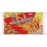 Shurfine French Fries French Fried Potatoes Food Product Image