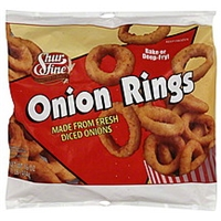 Shur Fine Onion Rings Food Product Image