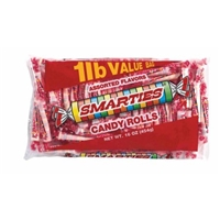 Smarties Candy Rolls Assorted Flavors Food Product Image