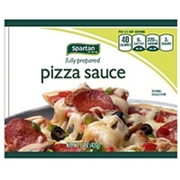 Spartan Pizza Sauce Fully Prepared Food Product Image