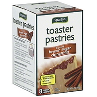 Spartan Toaster Pastries Frosted, Brown Sugar Cinnamon Product Image