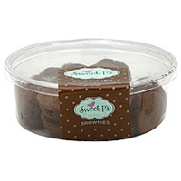 Sweet P's Brownies Food Product Image
