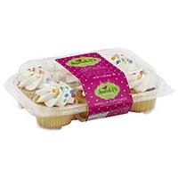 Sweet Ps Cupcakes Vanilla Food Product Image