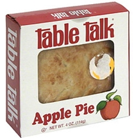 Table Talk Apple Pie Food Product Image