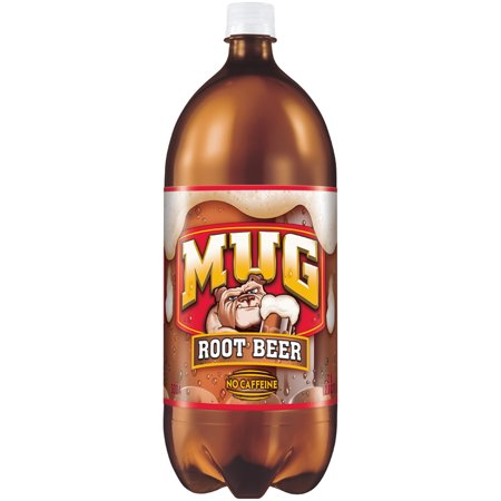 Mug Root Beer Soda Food Product Image