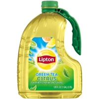 Lipton Green Tea Citrus Food Product Image