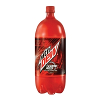 Mtn Dew Code Red Food Product Image