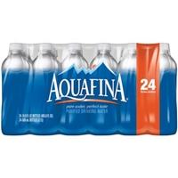 Aquafina Purified Drinking Water - 24 CT Food Product Image