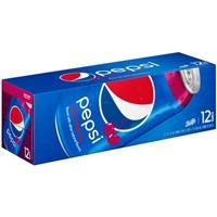 Pepsi Wild Cherry - 12 CT Food Product Image