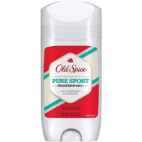 Old Spice Pure Sport High Endurance Anti-Perspirant & Deodorant Food Product Image