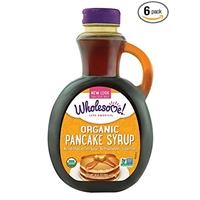 Wholesome! Organic Pancake Syrup Food Product Image