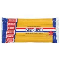 Skinner Spaghetti Food Product Image