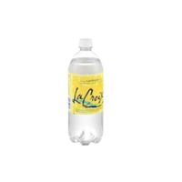 La Croix Sparkling Water Lemon Flavored Food Product Image