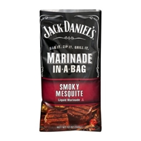 Jack Daniel's Marinade in a Bag Liquid Marinade Smoky Mesquite Food Product Image