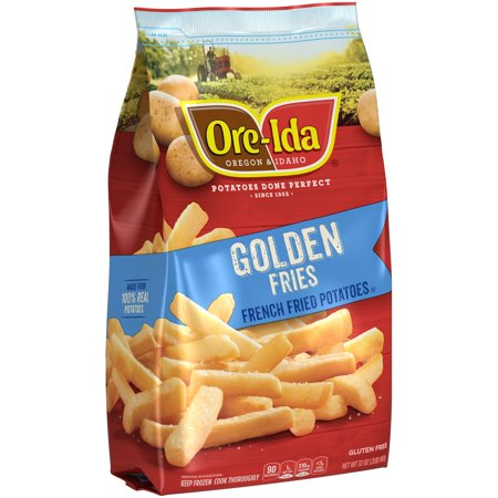 Ore-Ida Golden Fries French Fried Potatoes Food Product Image