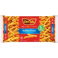 Ore Ida Fries Golden, Value Size! Food Product Image