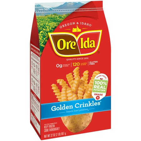 Ore-Ida Golden Crinkles Food Product Image