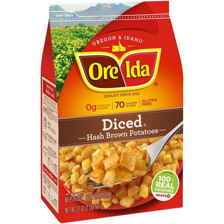 Ore-Ida Hash Browns Food Product Image