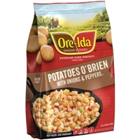 Ore-Ida Potatoes O'Brien with Onions & Peppers Food Product Image