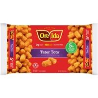 Ore-Ida Tater Tots Family Size Food Product Image
