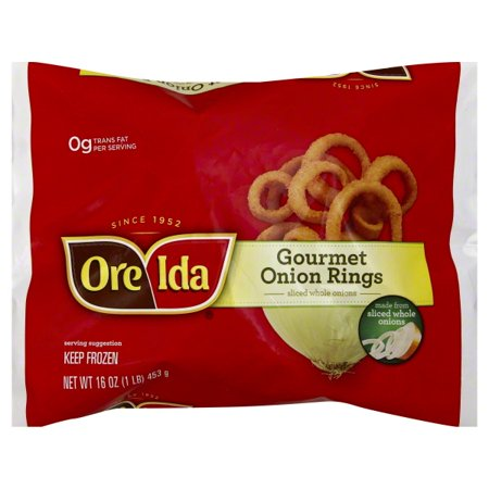 Ore-Ida Gourmet Onion Rings Food Product Image