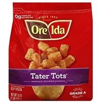 Ore Ida Tater Tots Food Product Image