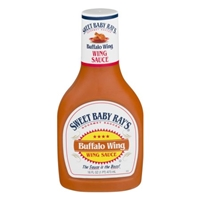 Sweet Baby Ray's Wing Sauce & Glaze Buffalo Wing Food Product Image