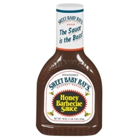 Sweet Baby Ray's Honey Barbecue Sauce Food Product Image