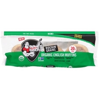 Dave's Killer Bread Rockin' Grains English Muffins - 6ct Food Product Image