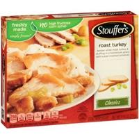 Stouffer's Classics Roast Turkey Food Product Image