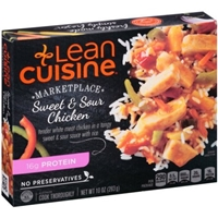 Lean Cuisine Marketplace Sweet & Sour Chicken Food Product Image