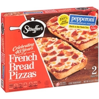 Stouffer's French Bread Pizza Pepperoni - 2 CT Food Product Image