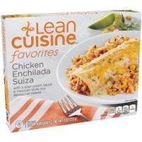 Lean Cuisine Favorites Chicken Enchilada Suiza Food Product Image