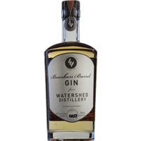 Watershed Bourbon Blend Distilled Gin Food Product Image