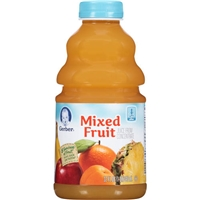 Gerber Juice From Concentrate Mixed Fruit Food Product Image