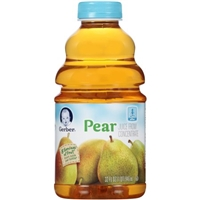 Gerber Juice From Concentrate Pear Food Product Image