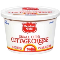 Meadow Gold Cottage Cheese Food Product Image