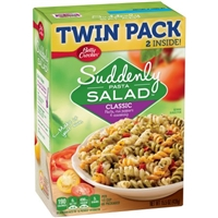 Betty Crocker Suddenly Pasta Salad Classic, Twin Pack Food Product Image