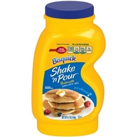 Betty Crocker Bisquick Shake 'n Pour Buttermilk Pancake Mix Food Product Image