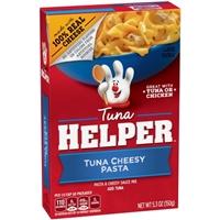 Betty Crocker Tuna Helper Classic Cheesy Pasta Food Product Image