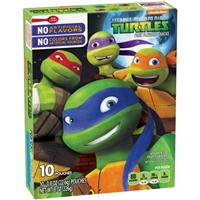 Betty Crocker Teenage Mutant Ninja Turtles Fruit Flavored Snacks - 10 CT Food Product Image