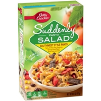 Suddenly Pasta Salad Southwest Style Ranch Food Product Image