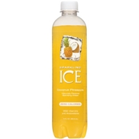 Sparkling Ice Zero Calories Coconut Pineapple Food Product Image