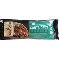 Sweet Earth The Santa Cruz Burrito Food Product Image