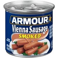 Armour Smoked Vienna Sausage Product Image